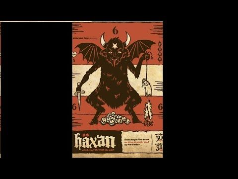 Ведьмы / Haxan - 1922  Документально-игровой немой фильм
