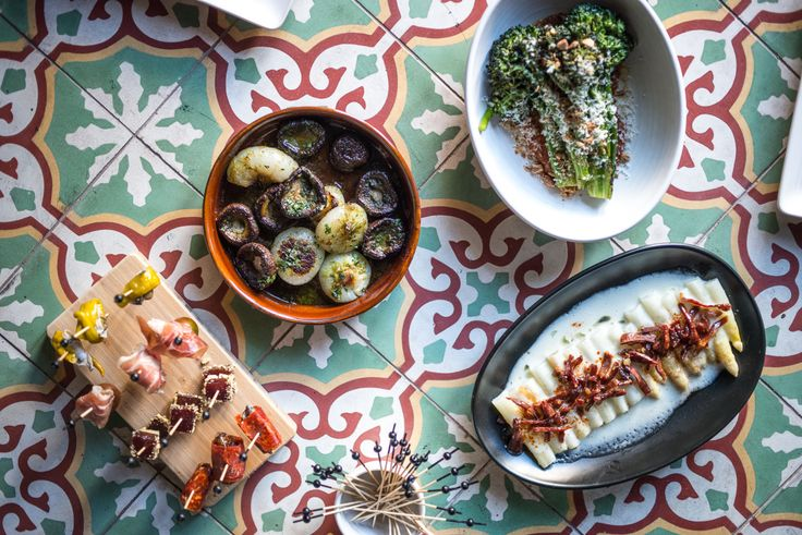 Loquita, welcome to Santa Barbara. This Spanish-inflused tapas restaurant is a must-visit the next time you are in Santa Barbara, California.
