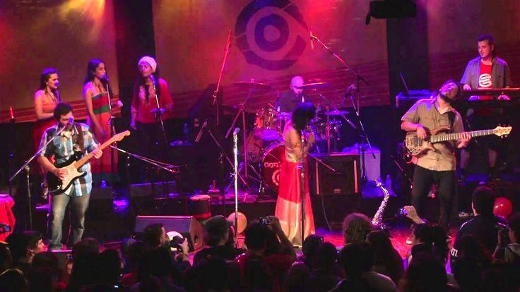 MAS ALLA (Contravos feat Nestor Ramljak) - En vivo en La Trastienda Club -