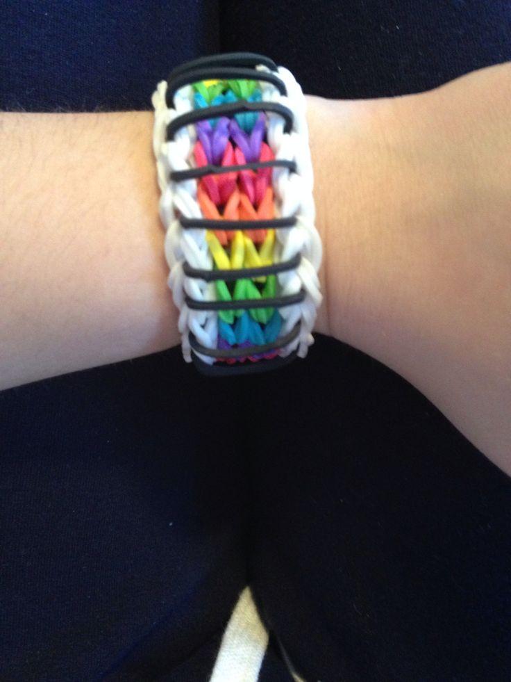 Valentine Bracelets Justin Toys : Best images about rainbow loom on pinterest rubber