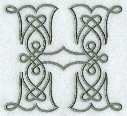 Pictures of Celtic Knot Alphabet - #rock-cafe
