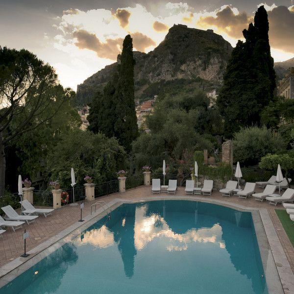 Belmond- Grand Hotel Timeo in Taormina, Sicily