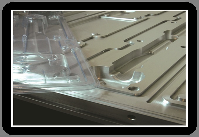 One of our molds...