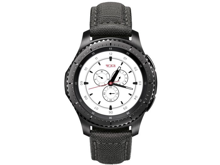 Samsung Gear S3 frontier TUMI Special Edition offers 'luxury' design at reasonable price point - Pocketnow