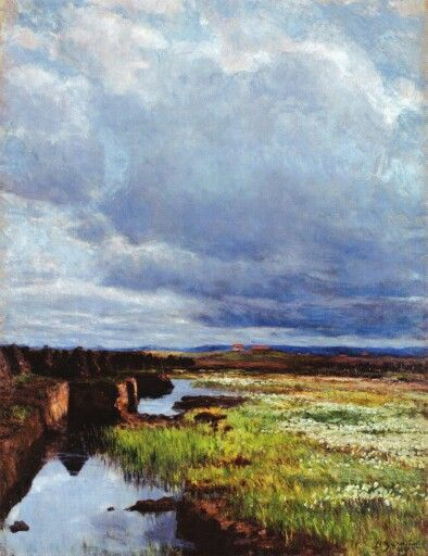 Kitty Lange Kielland (Norwegian painter) 1843 - 1914