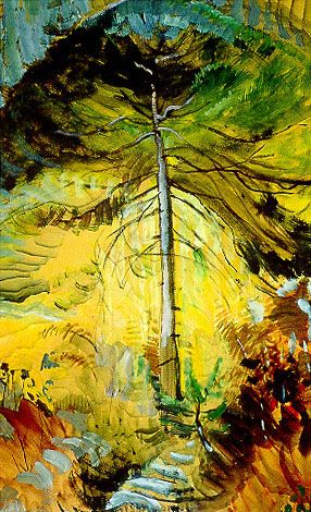Emily Carr: Happiness, 1939.