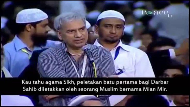 Alhamdulillah Dr Zakir Naik Mengislamkan 3 Orang Ini Dengan Mudah Sekali