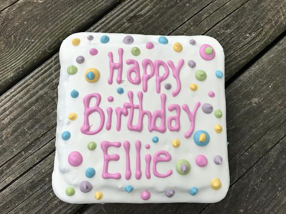 Dog Birthday Cake//Homemade Gourmet  Soft Birthday Cake for