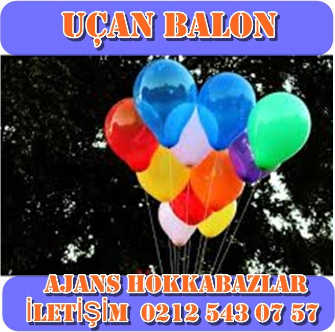 Sevdiklerinizi uçan balon ile sevindirebilirsiniz.Uçan balonar üstüne yazacağınız mesajlar ile güzel bir sürpriz olabilir.Detaylı bilgi için bizi arayabilirsiniz. http://ucan-balon.org/