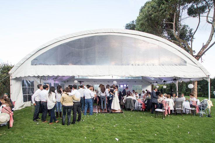 Bodas tipo picnic muy relajadas en Eventos SAN MARCOS - COTA