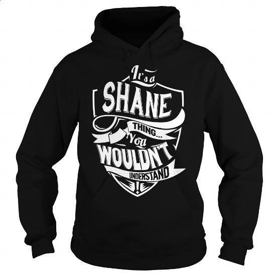 SHANE - #long sleeve t shirts #retro t shirts. BUY NOW => https://www.sunfrog.com/LifeStyle/SHANE-95529072-Black-Hoodie.html?60505