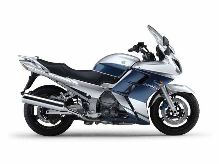 Yamaha Fjr1300 Motorcycle Review Side View Yamaha Touring Bike Bike Reviews