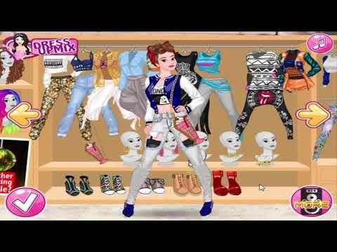 211117 Disney Princess Games Hip Hop House of Belle