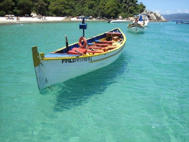 Isla Campeche, Florianopolis. Brasil.  Enero 2016