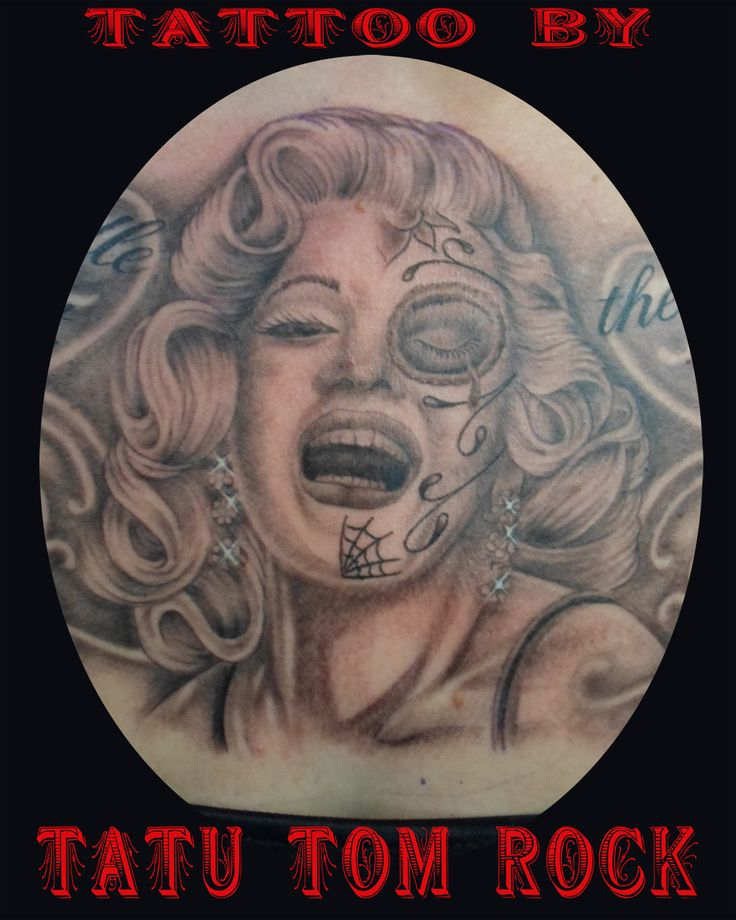 #tattoo #Chicago #tattoos #Marilyn #Monroe #art #artist #tatutomrock #chesttattoos #blackandgrey