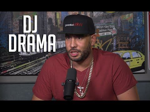 DJ Drama Talks Drake Meek Mill Beef And Defends the New Generation Of Hip Hop! - YouTube