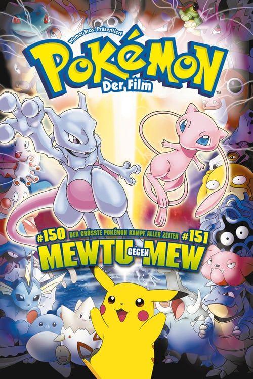 Watch Pokémon: The First Movie: Mewtwo Strikes Back Full Movie Online