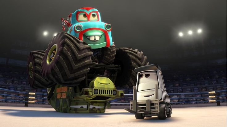 ... They're Out!!! - Monster Truck Mater Toys Are Out And Hot