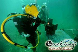 Check out the Underwater Welding Schools --> http://weldingschoolsguide.org/underwater/