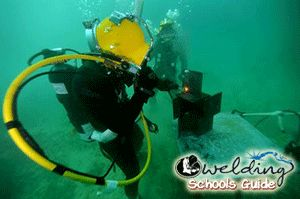 Check out the Underwater Welding Schools --> http://weldingschoolsguide.org/underwater/