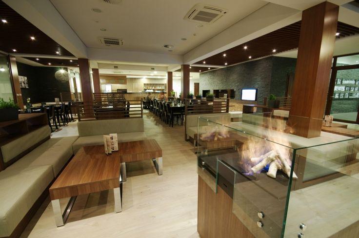 Restauracja Steak & Grill - wnętrze