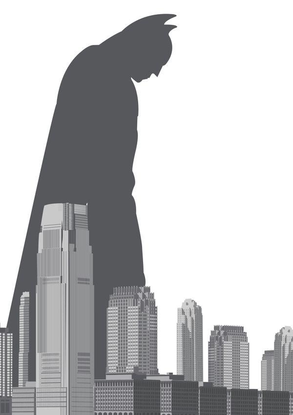 Gotham Knight by •Zack Starkey