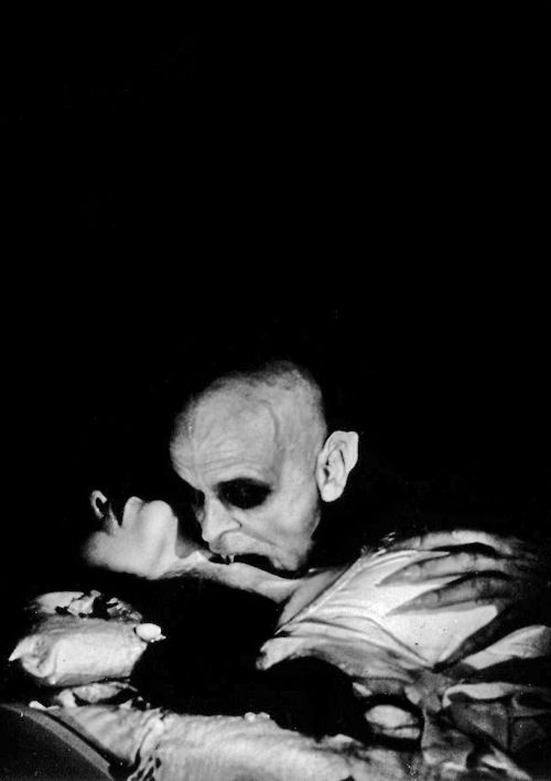 Nosferatu - the Werner Herzog film, starring Klaus Kinski as the vampire