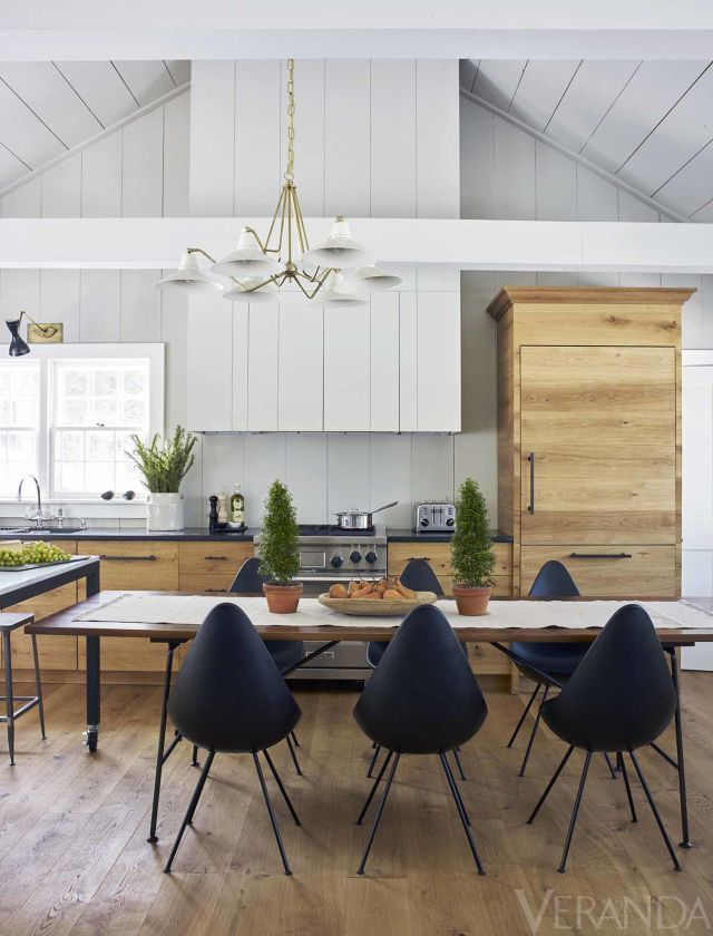 House Tour A Wintry Upstate New York