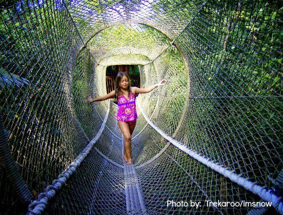 Xel-Ha playground photo Cancun Mexico