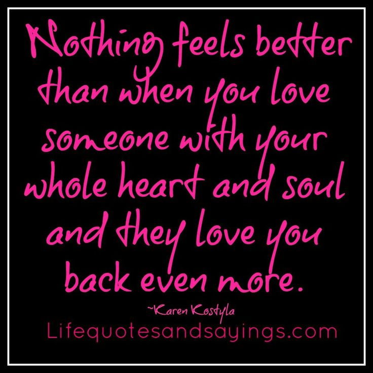 I Love You More Than Quotes: 17 Best Images About Life Love Quotes On Pinterest