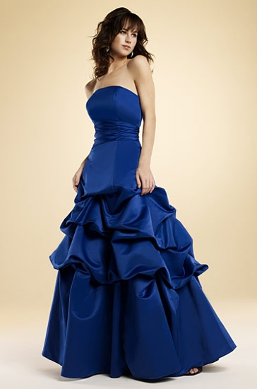 This could make an awesome bridesmaid dress!