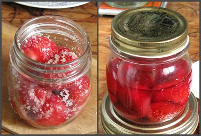 Sel de fraise : Un exhausteur natuel de gout