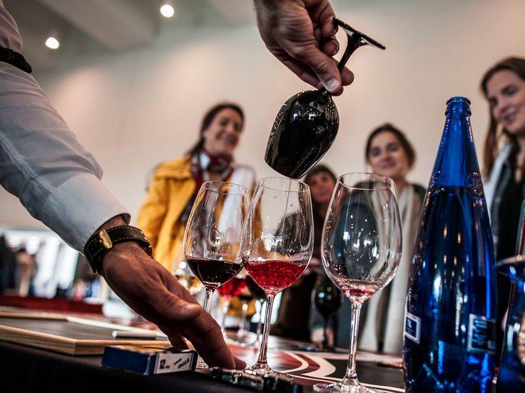wine winery tasting taste test