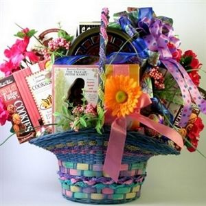 74 best easter gifts and spring gift ideas images on pinterest egg stra special easter gift basket negle Images