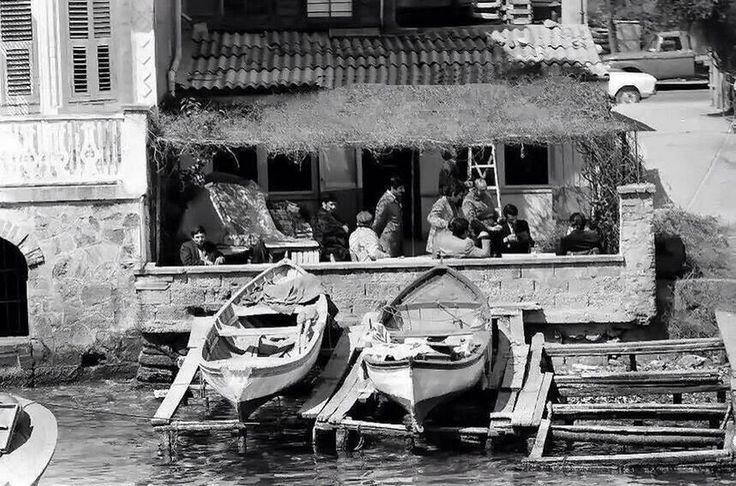 Yeniköy Emek Cafe... 1965