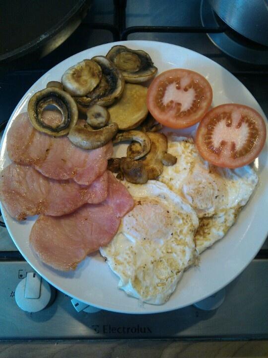 Syn free breakfast :-)