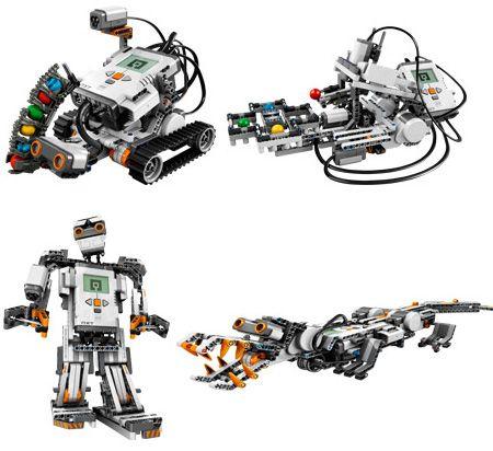 software de lego mindstorms nxt