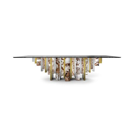Boca do Lobo | Dining room table to complement your beautiful dining room ideas | See more at diningroomideas.eu