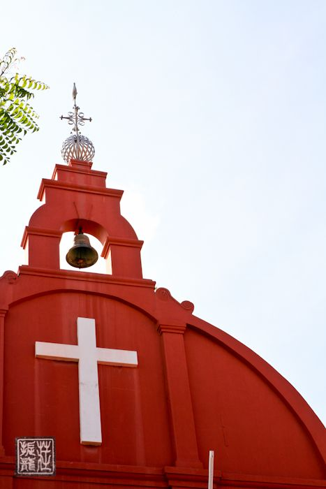 Red church - Chris church