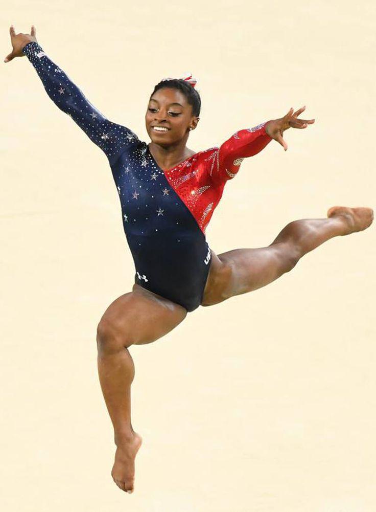 Qui est Simone Biles, la star de la gymnastique américaine ?