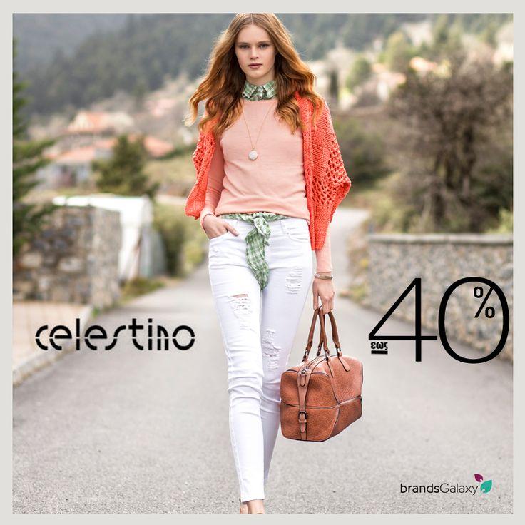 Ρούχα Celestino με έκπτωση έως -40%