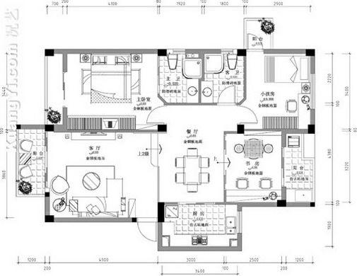 Single Bedroom Flat Drawing Plan Design Ideas 2017 2018 Pinterest Flats Interiors And Single Bedroom