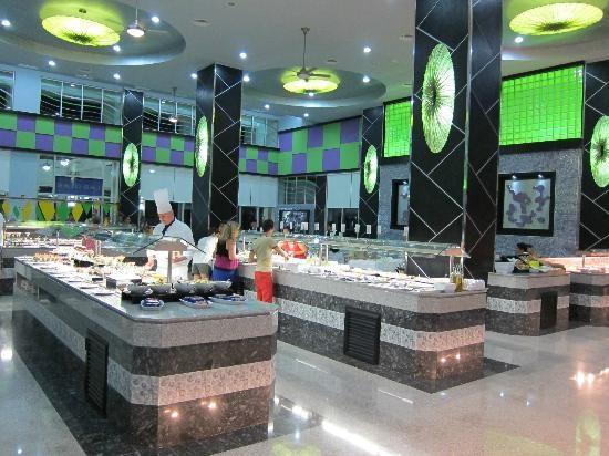 Hotel Riu Palace Peninsula: restaurant