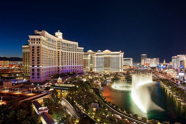 Belaggio Hotel, Las Vegas