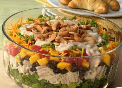Caribbean-Style Chicken Salad Recipes — Dishmaps