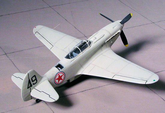 High Planes 1/72 Yak-9P/U, by Scott Van Aken