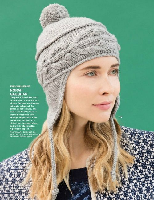 Vogue Knitting Fall 2016 : Best images about Шапки перчатки on pinterest cable