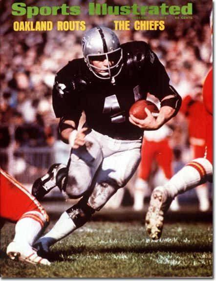 Marv Hubbard, Football, Oakland Raiders