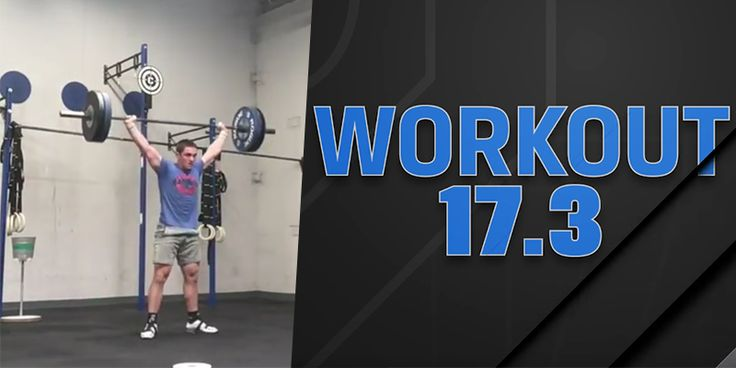 18 yr Old George Sterner Beats Rich Froning and Noah Ohlsen in Open Workout 17.3! - https://www.boxrox.com/george-sterner-crossfit-open-workout-17-3/