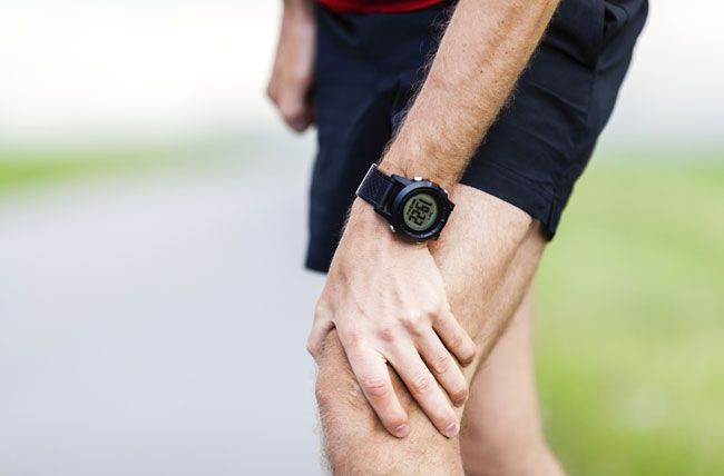 Learn how a partial knee replacement got an active 57-year-old with knee pain back in motion.